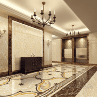 Hotel Project Micro Crystal Tiles JDF0898255