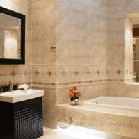 Apartment Project Ceramic Wall Tile JAP-11012