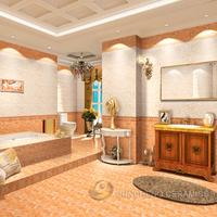 Barthroom Ceramic Wall Tile JAP-11437